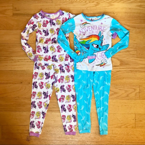 My Little Pony Other - New! My Little Pony Pajamas